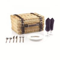 Buy cheap Picnic Time Champion-Navy Picnic Basket for 2 product