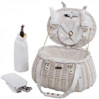 Buy cheap Picnic & Beyond Willow Wedding Picnic Basket for 2 product