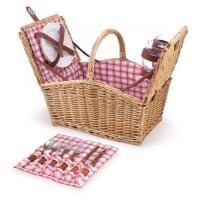 Buy cheap Picnic Time Piccadilly Picnic Basket for 2 from wholesalers