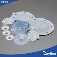 Cheap PTFE Bonded Elastomer Diaphragms wholesale