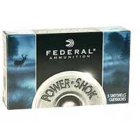 "Buy cheap Federal PowerShok, 20 Gauge, 2.75"", Max Dram, .75oz, Rifled Slug, Hollow Point, 5 Round Box product"