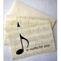 Buy cheap New & Noteworthy 'A Note to Say' Notecards product