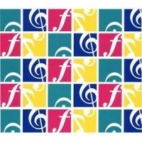 Buy cheap New & Noteworthy Clearance: Musical Abstract Gift Wrap product