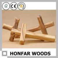 Dongguan Honfar Hot Sale Decorative Christian Wood Cross Necklace for Decoration