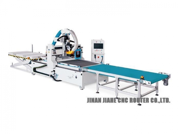 Popular Images Of Intelligent Furniture Making Production Line Kitchen Cabinet Door Woodworking