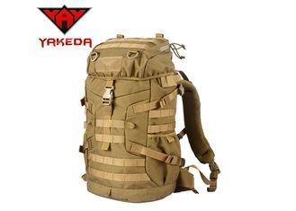 China Lightweight Travel Tactical Molle Backpack , Hiking Camping Mountain Climbing Backpack