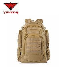 China Tactical Waterproof Backpack Spacious 50L Backpack For Outdoor Sports and Hiking