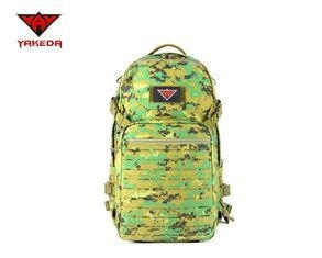 China Outdoor Gear Assault Tactical Gear Backpack , Waterproof Travel Army Camo Backpack