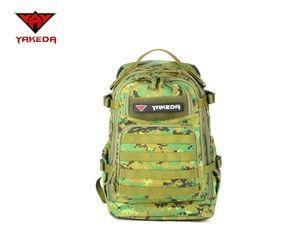 China Waterproof 36 - 55L Tactical Assault Shoulder Army Green Backpack For Outdoor Camping