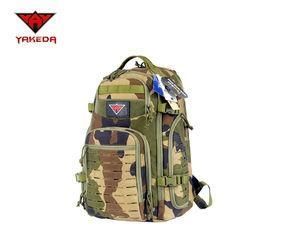 China Military Camouflage Tactical Tactical Gear Backpack for Camping Hiking Customized