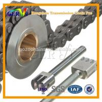 Buy cheap 15.875pitch AL522 AL544 AL566 Drag Chain for Lifting product
