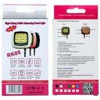 Buy cheap Essential Ceap Price Sync Led Flash for Selfie products RK05 Is Released product