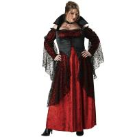 China Vampire Costume Plus Size Vampire costumes on sale