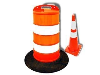 China Equipment Sales & Rentals Cones - TTC Channelizing Devices
