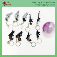 Buy cheap gun keychain with holster Toy Gun Keychain product