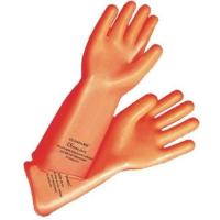 Buy cheap Orange Rubber Hand Gloves product