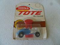 Buy cheap New On Card Tonka Tote Double Deuce No 181 Carded Vintage Car Rare Diecast Noc product