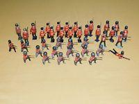 Buy cheap Vintage Old Toy 38 British Hollowcast Lead Soldiers Lot product