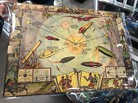Buy cheap Buck Rogers 1933 Vintage Map Of The Solar System And Seasons And The Earth's Orbit product
