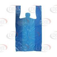 Buy cheap Bags Roll Of Plastic Shopping Bags - Blue from wholesalers