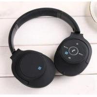 Buy cheap Matte Surface Heavy Bass Stereo Wireless Bluetooth V4.1 Settings Headset Headphones For Apple Phone from wholesalers