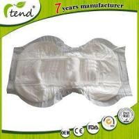 Buy cheap Disposable 8 Shape Adult Diaper Inserts Incontinence Pads for Adults from wholesalers