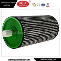 Buy cheap Ceramic Lagging Pulley For Conveyors product