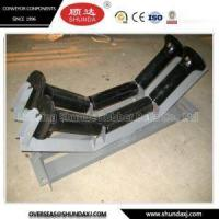 Buy cheap Top Quality Self-aligning Troughing Conveyor Idler Roller Sets product
