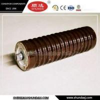 Buy cheap Good Quality Long Working life Ceramic Conveyor Idler rollers product
