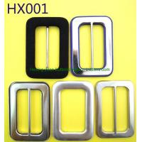 China fabric covered buckle,cloth covered buckle on sale