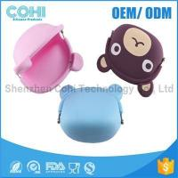 Buy cheap Fashionable animal waterproof rubber silicon bear shaped coin purse product