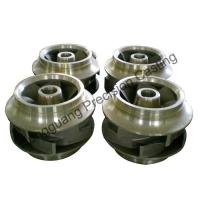 Cheap Anti-rust Aluminum Alloy/axial Flow Fan Impeller Castings for Chemical Industry wholesale
