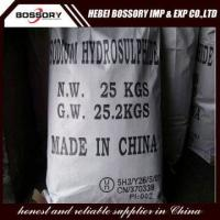 Buy cheap Sodium Hydrosulfide 70% for leather treatment from wholesalers