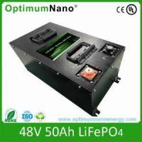 China 96V 72V 60V Electric Motorcycle LiFePo4 Battery Pack Lithium Ion Li on sale