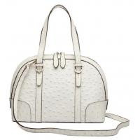Leather bag Shell-shaped Ostrich Casual Lady Handbag (LY0273)