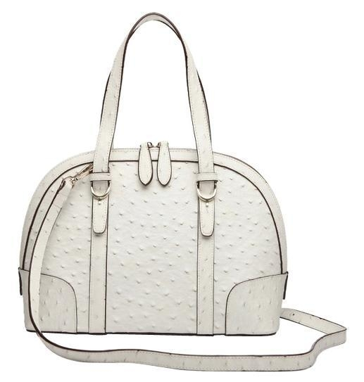Quality Leather bag Shell-shaped Ostrich Casual Lady Handbag (LY0273) for sale