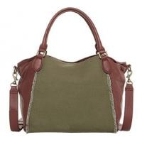 Buy cheap Leather bag Contrast Construction Lady Handbag (LY0143) product