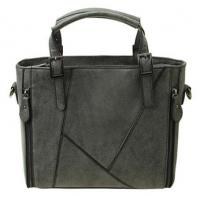 Buy cheap Leather bag Front Geometrical Pattern Lady Handbag (LY0171) product