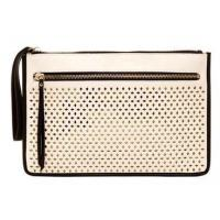 Buy cheap Front Laser Punching Contrast Color Clutch (LY0225) product