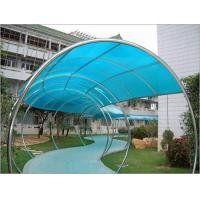 Buy cheap Hollow Polycarbonate Skylight Roofing product