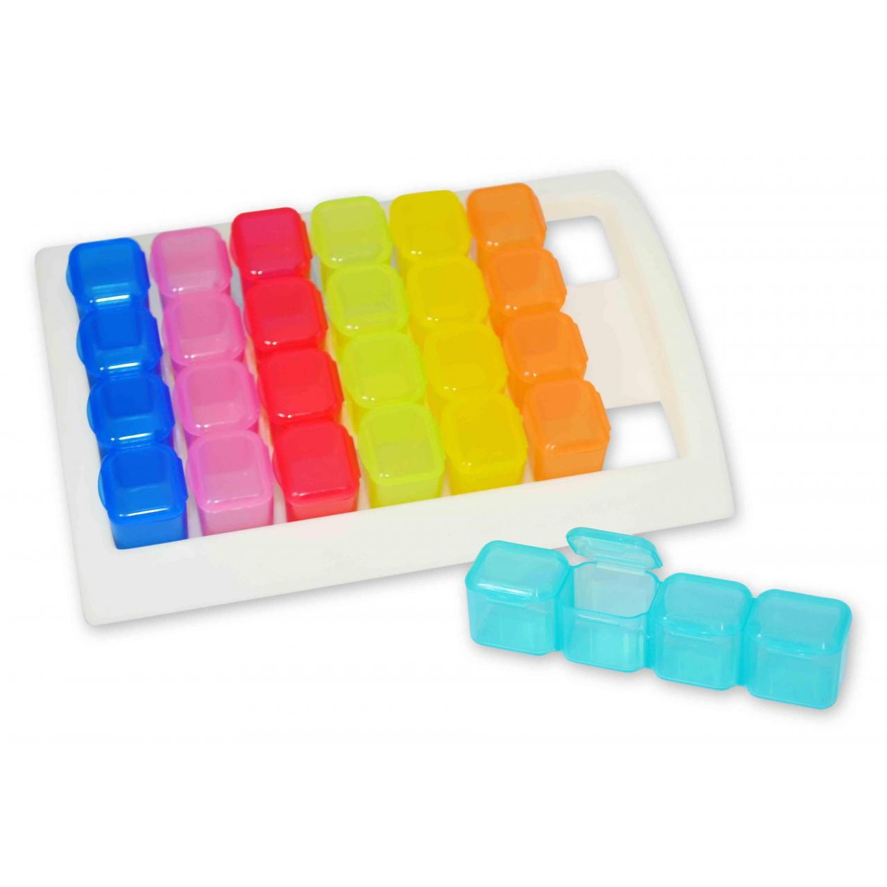 Buy cheap 7-Day Pill Organizer (Tray Style) from wholesalers