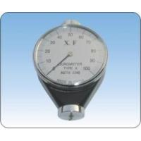 Buy cheap A-type hardness gauge from wholesalers