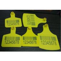 Buy cheap 104*74mm big size cattle ear tag from wholesalers