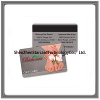 Buy cheap magnetic strip card from wholesalers