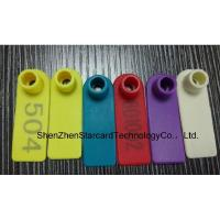 Buy cheap 52*18mm sheep ear tag for mark from wholesalers