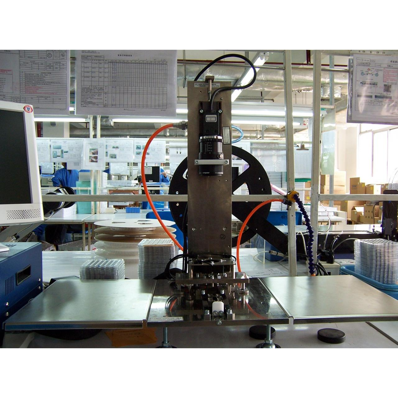 Buy cheap Zhijue image processing system connector flatness, anteroposterior detection from wholesalers