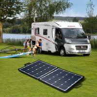 Buy cheap 100 Watt Foldable Solar Panel Solar Charger For Phones And Laptops from wholesalers