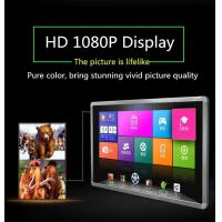 Buy cheap Wall-mounted HD super thin 22 inch LED Display Advertising Player Indoor elevator ads screen from wholesalers