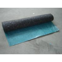 Buy cheap 3mm grey Felt padding 650g Wood Flooring from wholesalers