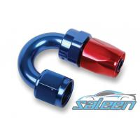 Buy cheap 180  Swivel Hose Ends(High Polished) from wholesalers